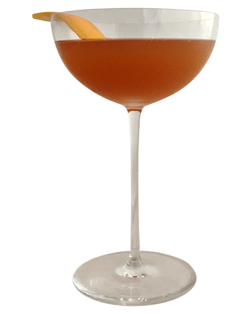 The Brown Derby cocktail