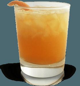 Weissen Sour cocktail