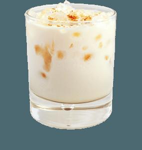 Vanilla Cream Punch cocktail