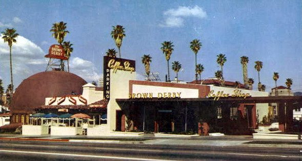 The Brown Derby, Hollywood restaurant