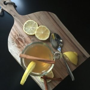 The Hot Toddy cocktail