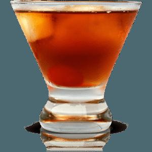 The Manhattan cocktail