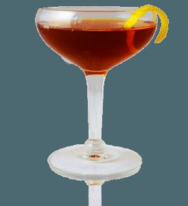 Angel's Boomerang cocktail