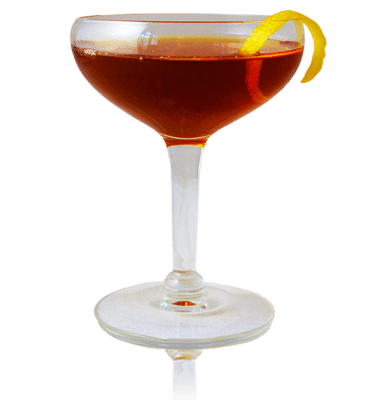 Angel's Boomerang cocktail