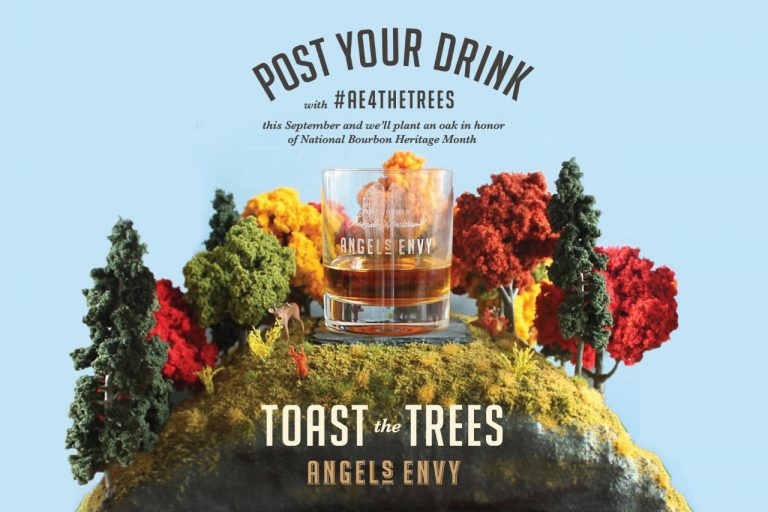 Toast the Trees