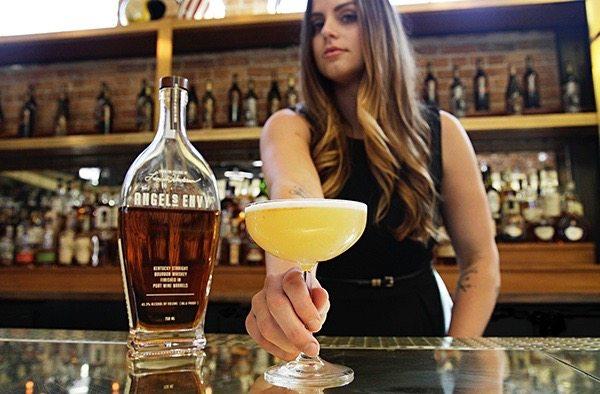 Lizzie Mickiewicz cocktail