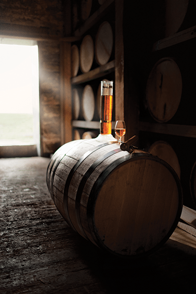 Whiskey Thief Barrel