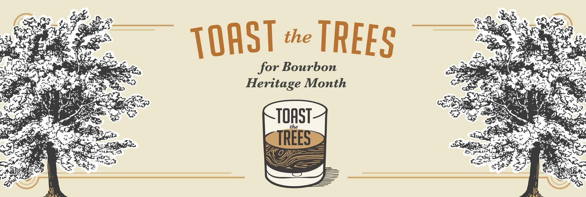 Toast the Trees for Bourbon Heritage Month