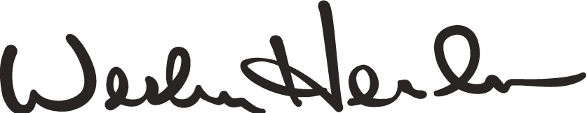 Wes Henderson Signature