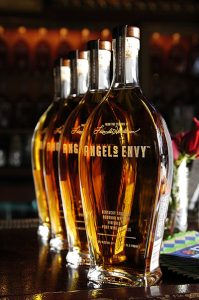 3 Angel's Envy bottles