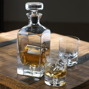 Decanter and Glass set
