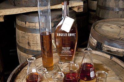 Bourbon still life