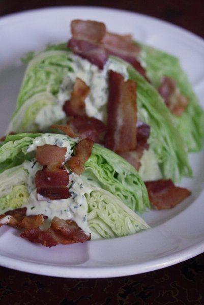 Wenge salad