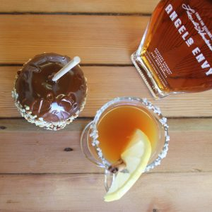 carmel apple cocktail