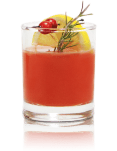 Thanksgiving Angel cocktail
