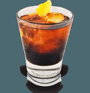 Sicilian Midnight cocktail