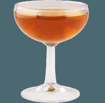 Kitsunetsuki cocktail