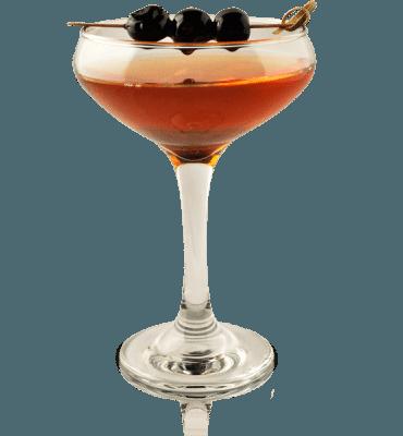 Hub City cocktail