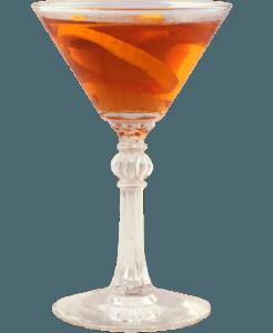 Ginger Sensation cocktail